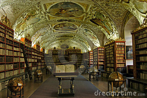 Old University Library, Prague